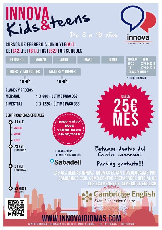 innova english school Centro Comercial Los Rosales