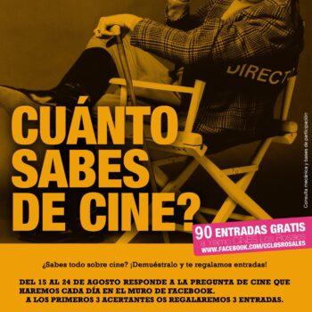 Concurso de Cine Los Rosales